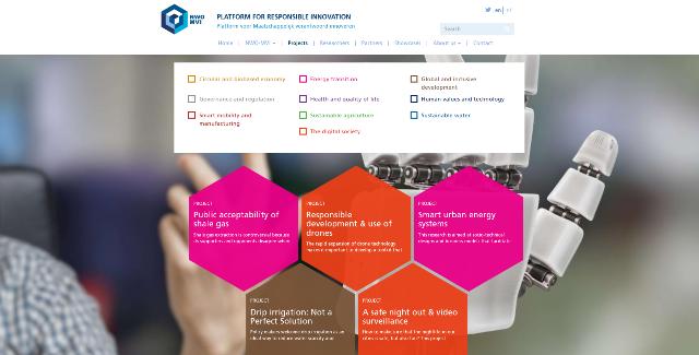 Platform for Responsible Innovation (2016)