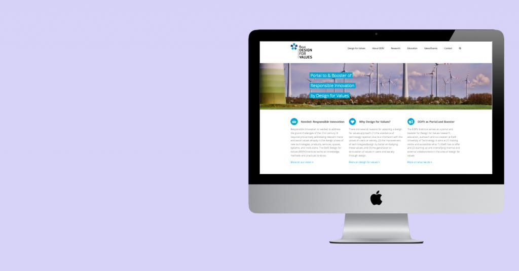 Delft Design for Values Institute (2017-present)